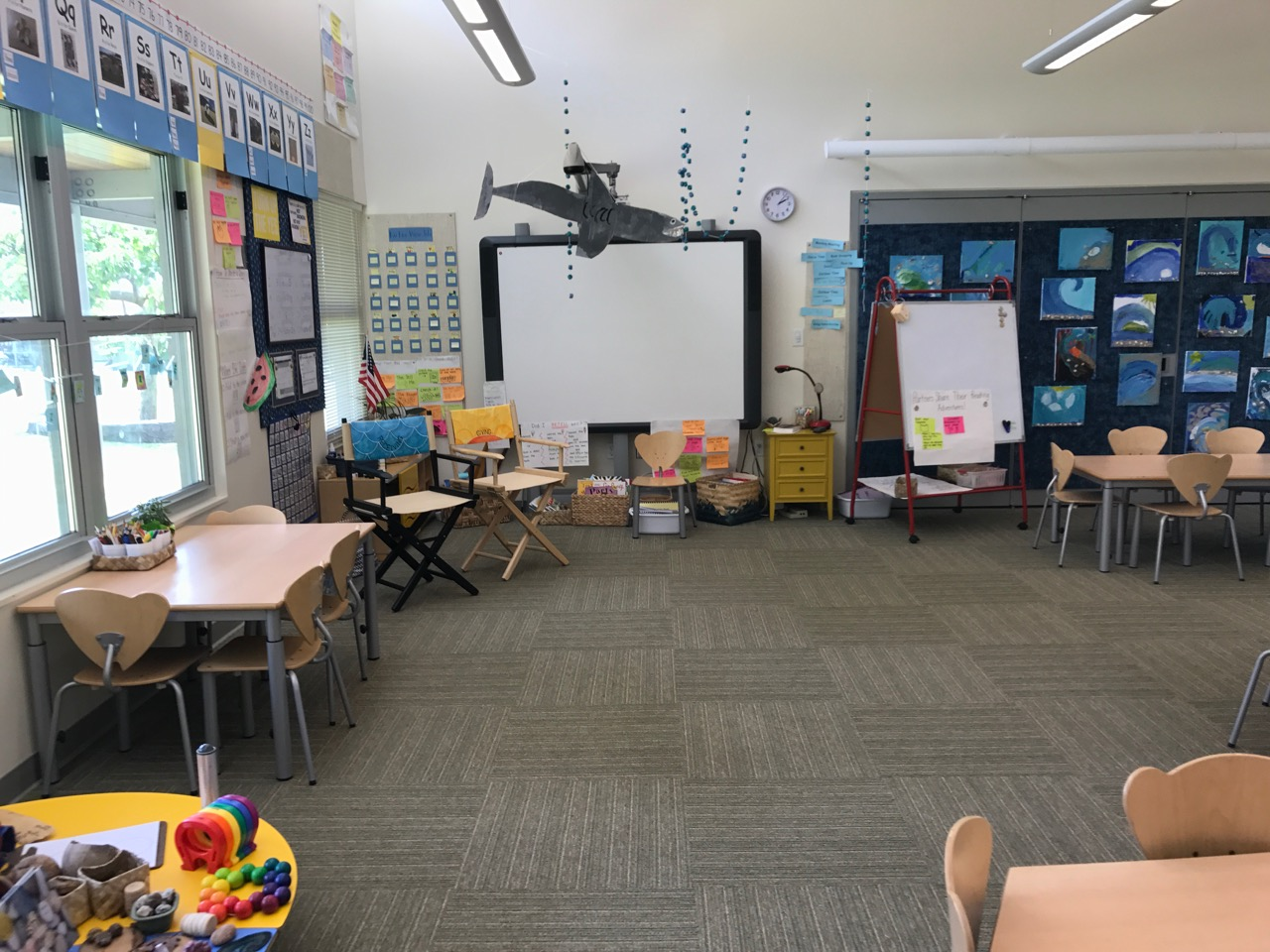 Energy Chairs by Roxanne Darling, installed at Punahou School, Honolulu, Hawaii