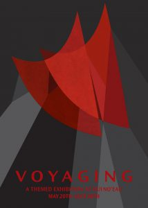 Voyaging Juried Exhibition at the Hui No'eau