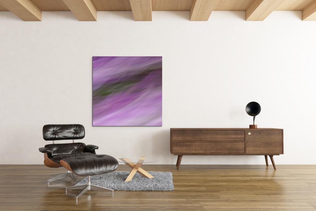 Purple Portal, cropped, by Roxanne Darling